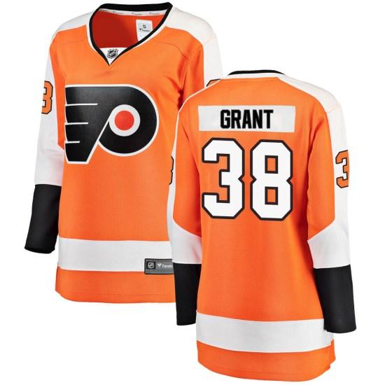 Derek Grant Philadelphia Flyers Women's Breakaway ized Home Fanatics Branded Jersey - Orange