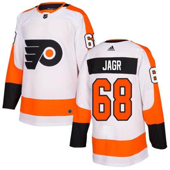 Jaromir Jagr Philadelphia Flyers Authentic Adidas Jersey - White